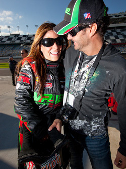 Maryeve Dufault celebrates qualifying