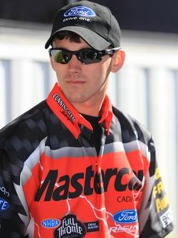 Pro Stock Driver Buddy Perkinson