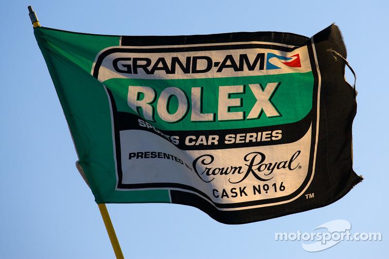 Grand Am Rolex flag
