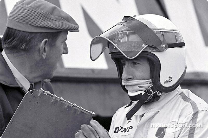 Ken Tyrrell en Jackie Stewart
