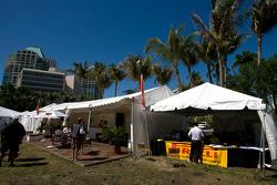 Go Green Auto Rally event in Miami