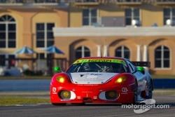 #62 CRS Racing Ferrari F430: Pierre Ehert, Shaun Lynn, Roger Willis