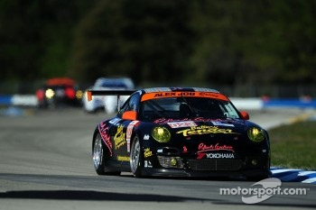 Alex Job Racing Porsche 911 GT3 Cup