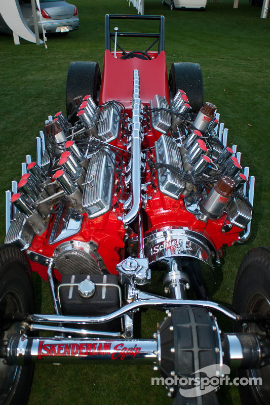 #276 2007 Dragster Showboat: Don Wallace Collection