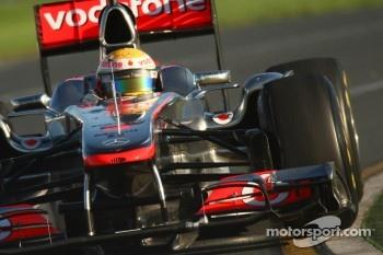 McLaren will scrap titanium diffuser