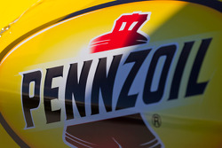 Car detail, Kurt Busch, Penske Racing Dodge