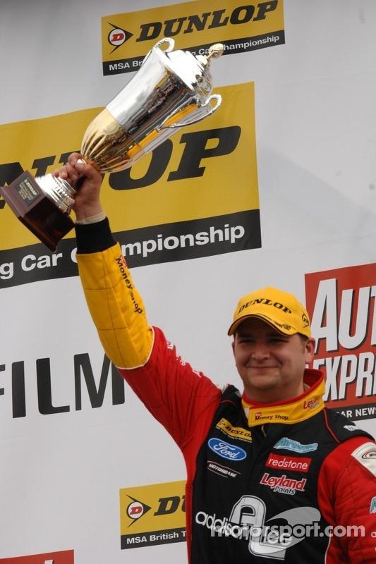 3de: Mat Jackson, Airwaves Racing