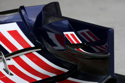 Scuderia Toro Rosso, Technical detail, front wing