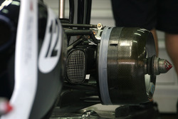 Williams F1 Team, Technical detail, rear brake system
