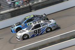 Cole Whitt, Premium Motorsports, Chevrolet; Ryan Ellis, BK Racing, Toyota