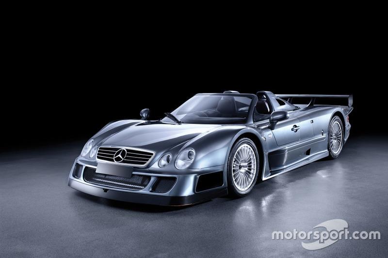 Mercedes-Benz CLK GTR AMG Roadster