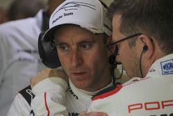 Timo Bernhard, Porsche Team; Andreas Seidl, Teamchef, Porsche Team