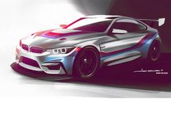 Presentatie BMW M4 GT4