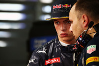 Max Verstappen, Red Bull Racing with Gianpiero Lambiase, Red Bull Racing Engineer