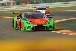 #666 Barwell Motorsport, Lamborghini Huracan GT3: Phil Keen, Jon Minshaw, Joe Osborne, Oliver Gavin