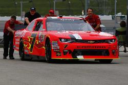 Justin Allgaier, JR Motorsports, Chevrolet