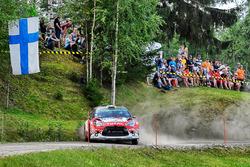 Крейг Брін, Скотт Мартін, Citroën World Rally Team