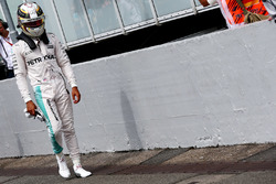 Tweede plaats, Lewis Hamilton, Mercedes AMG F1