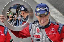 Winner Kris Meeke, Citroën DS3 WRC, Citroën World Rally Team