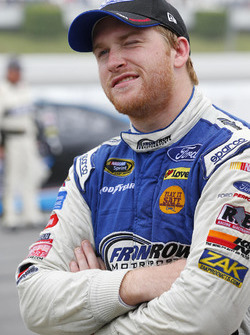 Chris Buescher, Front Row Motorsports, Ford