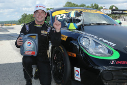 ST class ganador de la pole Andy Lee
