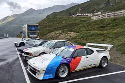Nelson Piquet Jr.'ın kullanacağı çeşitli BMW'ler