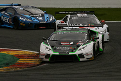 #78 Barwell Motorsport, Lamborghini Huracan GT3: Leo Machitski, Marco Attard, Marco Mapelli, Tom Kimber Smith
