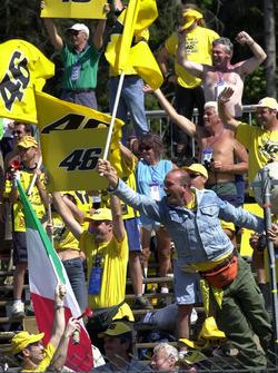 Fans of Valentino Rossi, Repsol Honda Team