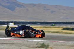 #12 ANSA Motorsports, KTM X-Bow GT4: Dore Chaponick, Jr.