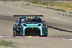 #33 Always Evolving Racing, Nissan GT-R-GT3: Craig Dolby
