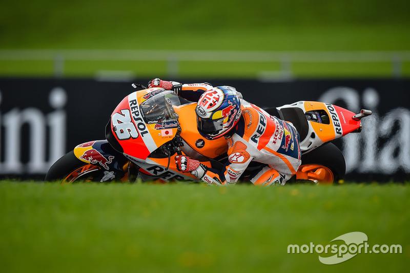 12. Dani Pedrosa, Repsol Honda Team