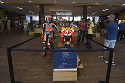 Marc Marquez, Repsol Honda Team, modello, Welcome center, Red Bull Ring