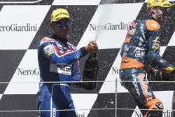 Podium: Enea Bastianini, Gresini Racing Moto3, Honda