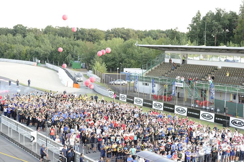 Feierlichkeiten zum 400. Grand Prix