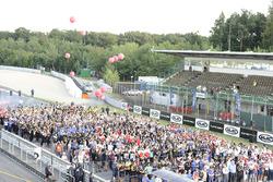Святкування 400-го старту MotoGP