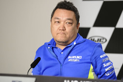 Ken Kawauchi, Technical Manager Team Suzuki MotoGP