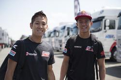Khairul Idham Pawi, Honda Team Asia, Hiroki Ono, Honda Team Asia