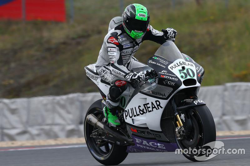 Юджин Лаверті, Aspar MotoGP Team