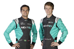Nelson Piquet Jr., und Oliver Turvey, NeXTEV TCR Formula E Team