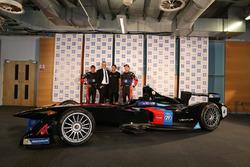 Stephane Sarrazin und Maro Engel,  Venturi Formula E Team
