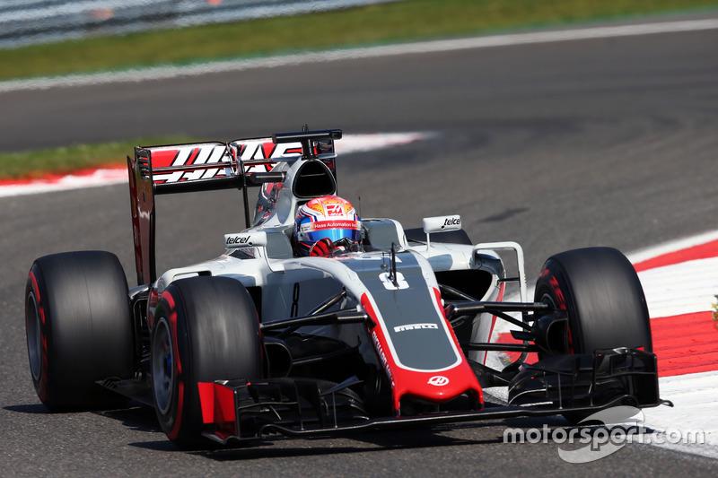 13. Romain Grosjean, Haas F1 Team VF-16
