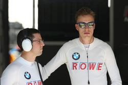 Alexander Sims, Stef Dusseldorp, Rowe Racing