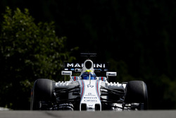 Felipe Massa, Williams FW38, Mercedes