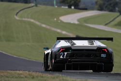 #27 Dream Racing Lamborghini Huracan GT3: Lawrence DeGeorge, Cedric Sbirrazzuoli