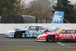 Laureano Campanera, Donto Racing Chevrolet, Juan Manuel Silva, Catalan Magni Motorsport Ford
