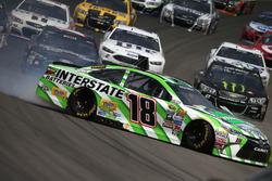Dreher: Kyle Busch, Joe Gibbs Racing, Toyota