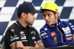 Hector Barbera, Avintia Racing, Valentino Rossi, Yamaha Factory Racing