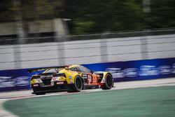 Ютака Ямагиши, Пьер Раг и Паоло Руберти, #50 Larbre Competition Corvette C7.R