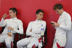 Oliver Jarvis, Benoit Treluyer, Marcel Fässler, Audi Sport Team Joest, Audi R18