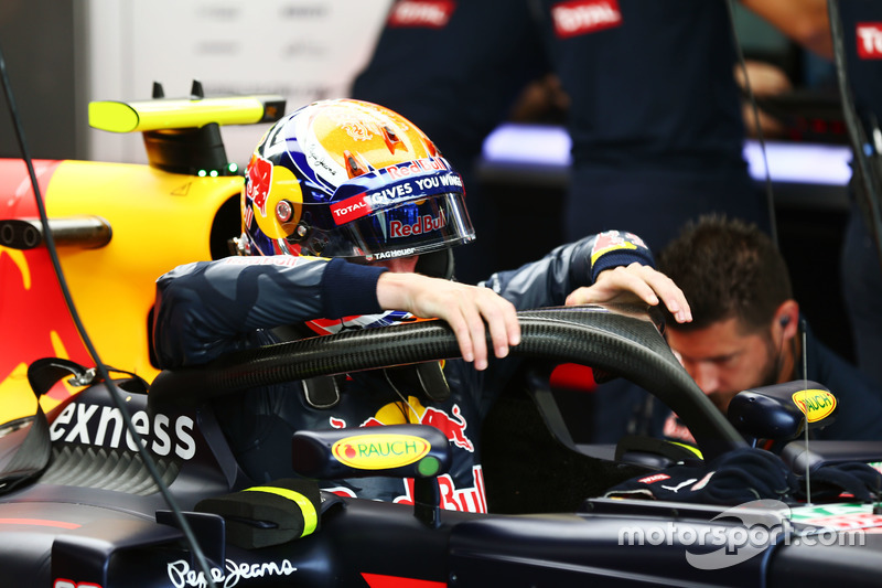 Red Bull RB12, Макс Ферстаппен